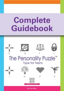 The Personality Puzzle - Type for Teens